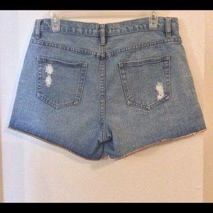 Forever 21 Shorts - Forever 21 Denim Mickey Shorts Size 30